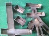 Máquina de soldadura pequena do laser das peças