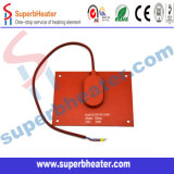 Silicone Rubber Heater, Flexibility, Safe and Applicable