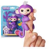 Het Interactieve Stuk speelgoed van de Vinger van de Baby van de Aap van de vinger