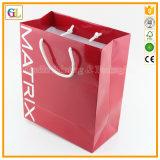 Бумажное упаковывая печатание мешка (OEM-GL007)