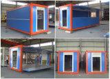 Económica de 2018 un plegado sencillo Casa contenedor fabricado en China Venta caliente