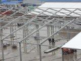20m gran carpa para almacén o taller.