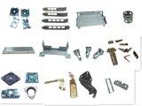 LED-Metallrahmen (ZX-009) - CNC, der Teil-CNC maschinell bearbeitetes Teil maschinell bearbeitet