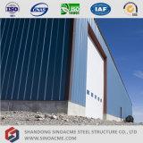 Estructura metálica prefabricada Edificio de estructura de acero