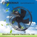 ventilatore del cestino industriale ad alta velocità di 200mm per lo scambiatore di calore