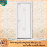 Salle de l'intérieur recouvert de PVC Desheng porte en bois