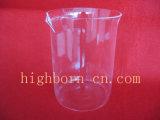 Freies niedriges Formular-Glasbecher mit Staffelung