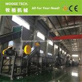 300-1000кг/ч отходов PP PE полимерная пленка перерабатывающая установка мойки