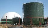1*1200m3 Cstr + 1*2000m3 Uasb 강철 탱크 또는 소화자 Biogas 플랜트