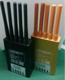 bewegliches Signal 5bands HandvHF, UHF, 2g, 3G, Hemmer 4G