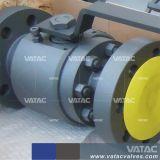 Válvula de Esfera Flutuante fundido Fabricação na China