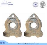 Hoher Mangan-Gussteil-Stahl-Zerkleinerungsmaschine-Hammer für Minenmaschiene