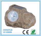 고품질 태양 돌 가벼운 Hongyue 품목 수지 태양 바위 빛 태양 돌 반점 빛