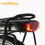 700c縁6061のアルミ合金の電気女性バイク、ハイブリッドバイク