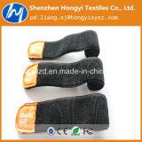 Qualitäts-elastisches Flausch-Schleifen-Befestigungsteil-Band für medizinischen Verbrauch
