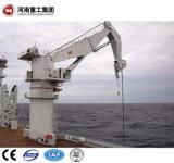 Met ABS, Kraan van het Dek van China van BV- Certificaten de Mariene Hydraulische