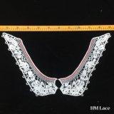 54*30cm belle dentelle de coton Col avec la forme d'aile, Mesh aile de l'angle Necklace dentelle, Collier personnalisé de la Dentelle HM2034