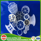HDPE van CPVC pp Rpp Ring van de Verpakking van de Rozet van Tellerette van de Teller van pvc PVDF de Plastic