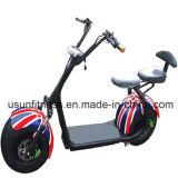 2018新しいデザイン電気スクーターのセリウムが付いている電気オートバイの手段