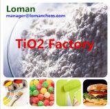 Lr101 Rutilo Dióxido de titanio producido por el proceso de cloruro