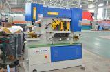 Máquina profissional econômica do perfurador do Ironworker do baixo custo Q35-16