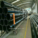 Bom preço tubulação plástica agricultural do HDPE do grande tamanho de 20mm a de 1400mm para a fonte de água