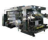 Machine van uitstekende kwaliteit van de Druk van het Broodje van het Document van de Fabrikant van de Stad Hangzhou Flexographic