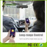 Voz/som/luz de lâmpadas LED Controle acústico E27/B22 9W smart WiFi RGB APP lâmpada LED