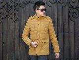 Os homens de novo estilo de moda casacos estofado de Inverno