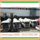 16000liters LHD JAC Vakuumabwasser-Ansammlungs-Fahrzeug