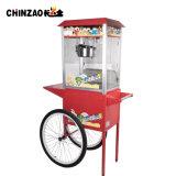 De Machine van de popcorn met de Wielen van de Kar (chz-8A)
