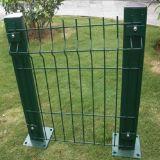 clôture provisoire enduite de poudre de 2100mm (h) X2400mm (l)