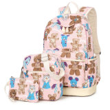 Backpacks японского и корейского студентов холстины Backpack нового мешка плеча победителя 2017 милые