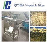 450kg 5.5kw industrielle Gemüsescherblock/Ausschnitt-Maschine CER Bescheinigung