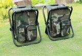 튼튼한 여행 어업 의자 지퍼 부대를 가진 옥외 접히는 픽크닉 냉각기 부대 의자