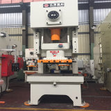 Perforado de estampación JH21 prensa eléctrica automática máquina de perforación de la máquina de acero U