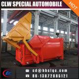 12cbm 15cbm 쓰레기 압축 폐기물 콘테이너 쓰레기 압축 분쇄기