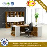 Tabella esecutiva classica L di legno Tabella dell'ufficio di figura (HX-8NE024C)