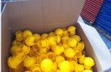 De plastic Kappen van het Eind van het Buizenstelsel van het Staal om de Kappen van het Eind voor de Staaf van het Staal