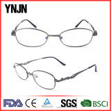 Сбывания конструкции Ynjn рамка Eyeglasses сплава нового горячего Unisex (YJ-J6828)