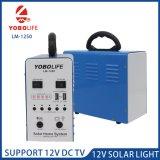 12V de soporte de TV Sistema de Energía Solar