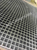 Fibra de vidro moldado Rosa gradeamento, ralar, PRFV GRP moldado gradeamento.