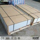 En acrylique de matériaux de construction en pierre artificielle feuilles (170506)