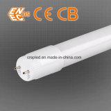 4ft 18W balastro electrónico compatíveis listados na UL tubo T8