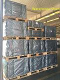 Decking composito di plastica di legno del grano di legno Anti-UV impermeabile verde (6 colori disponibili)