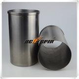 Forro do cilindro/forro molhado 11461-78070 do cilindro da peça sobresselente Hino J08c da luva