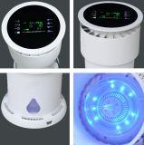 전기 정유 차가운 안개 3 색깔 LED 밤 빛 방향 유포자