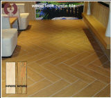 Carrelage en céramique de sembler du bois classique de modèle (MP6557)