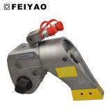 Ferramenta hidráulica oca ajustável elétrica da chave de torque
