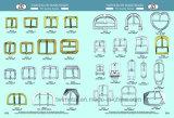 Inarcamento del sacchetto del metallo 15mm di prezzi di fornitore mini